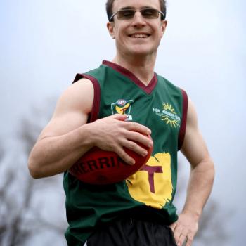 Matt: Building Independence Through Love Of Sport