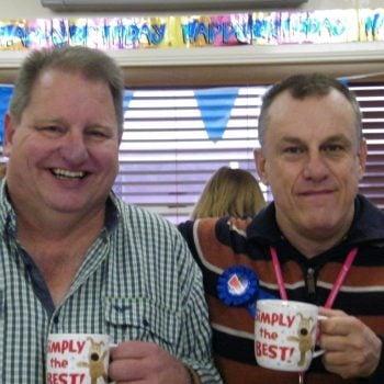 Richard: Toowoomba Local Legend